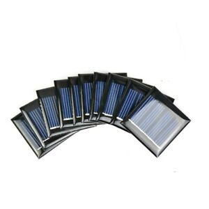 Aiyima-10-Pcs-Solar-Panel-Home-Solar-Cell-DIY-Battery-Charge-40-40mm-2V-60mA
