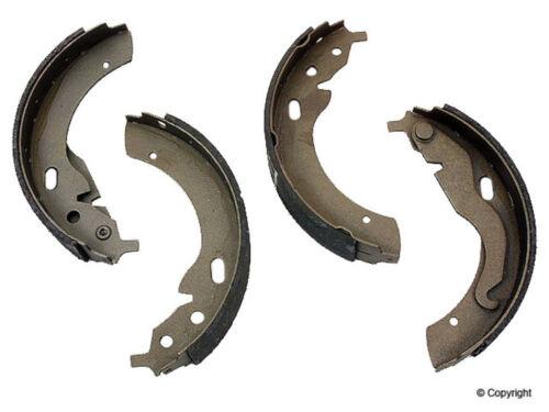 Drum Brake Shoe-Enduro Rear WD EXPRESS 521 04590 612 fits 69-76 BMW 2002