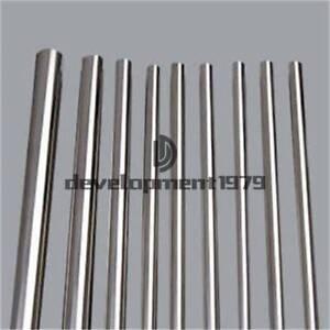 5pcs 25cm Tube capillaire en Acier Inox 304 Capillary Tube # OD 8mmx ID6mm