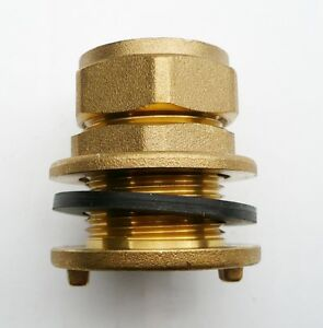 Brass-22-mm-Compression-Tank-Connector