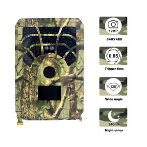 Trail-Hunting-Camera-Outdoor-12MP-Game-Wildlife-Cam-PIR-Night-Vision-120