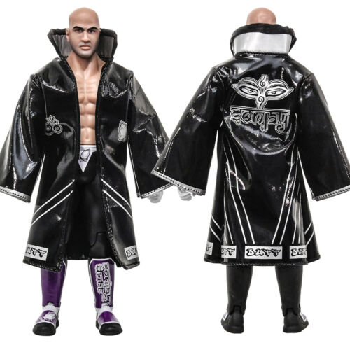 Rising Stars of Wrestling Action Figure Series Sonjay Dutt
