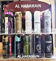 Al Haramain Deodorants / Body Spray / 200ml / Usa Seller