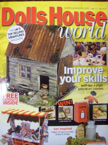 130 Dolls House WORLD MAGAZINE-Issue