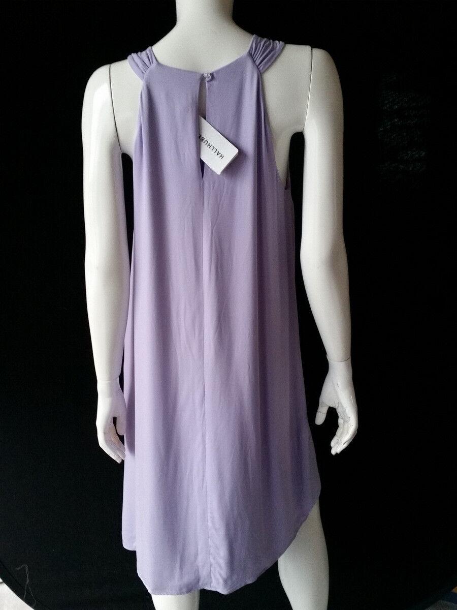 Hallhuber Vestido púrpura Gr.40--UK12 Gr.40--UK12 Gr.40--UK12  Nuevo f707a4