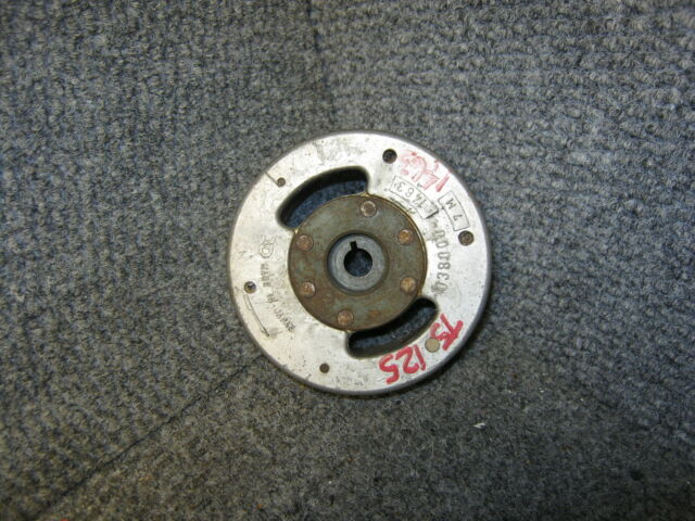 72 Suzuki Tc125 TC 125 OEM Flywheel Fly Wheel Rotor Magnet