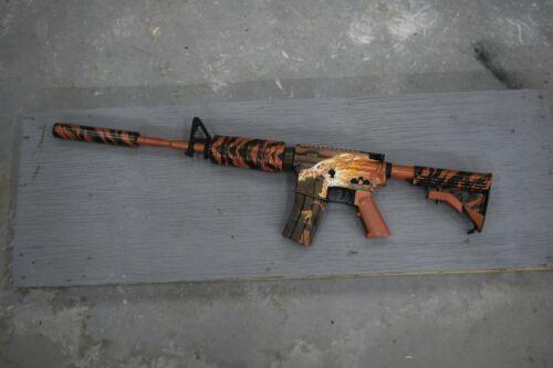 Rifle Skin M Series CSGO Howl Premium vinyl stickers kit guns wrap