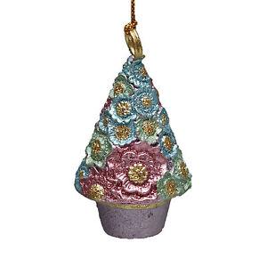 Anhanger Tannenbaum Pastell Christbaumschmuck Dekoration Neu Ebay