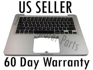 """Apple MacBook Pro 2011 13.3/"""" A1278 MC700LL//A Top Case with Keyboard 661-5871 C"""