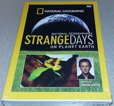 National Geographic's Strange Days on Planet Earth (ISBN 0-7922-9259-6)