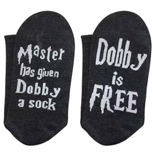 Winter Harry Potter Dobby Socken Warmer Weihnachten Flauschsocken Wadensocken