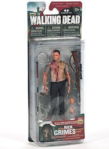 AMC The Walking Dead Season 4 Rick Grimes Fence Maxi Poster FP3179 61x91.5cm