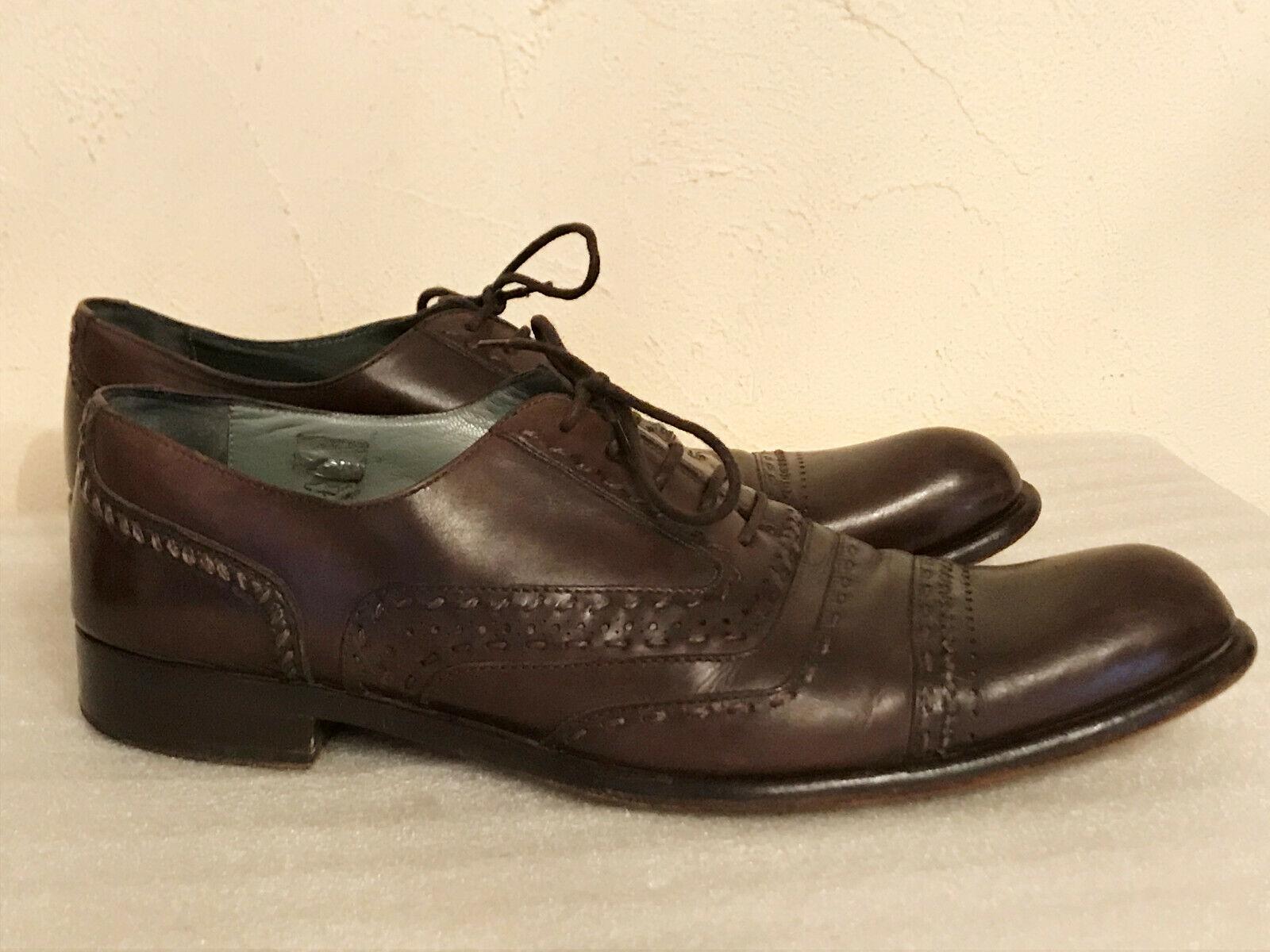 KENZO, Chaussures à lacets, DERBIES, pointure 7,5 uk SOIT 41,5 fr,