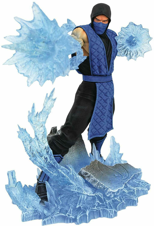 Mortal Kombat 11 Gallery Sub-Zero Statue PREORDER FREE US SHIPPING