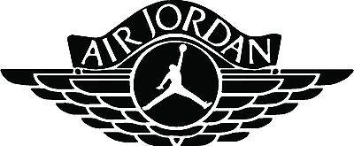 AIR Flight Jordan Jumpman Logo Huge 23 AIR Decal Sticker Car Tablet PC Laptop | eBay