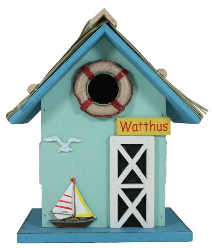 Mangiatoia FSC legno watthus casetta mangiatoia mangime casa nisthausvilla
