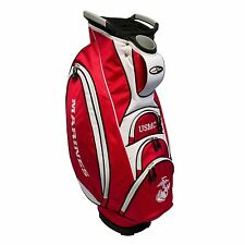 Item 1 New Team Golf Usmc Marine Corp Victory Cart Bag