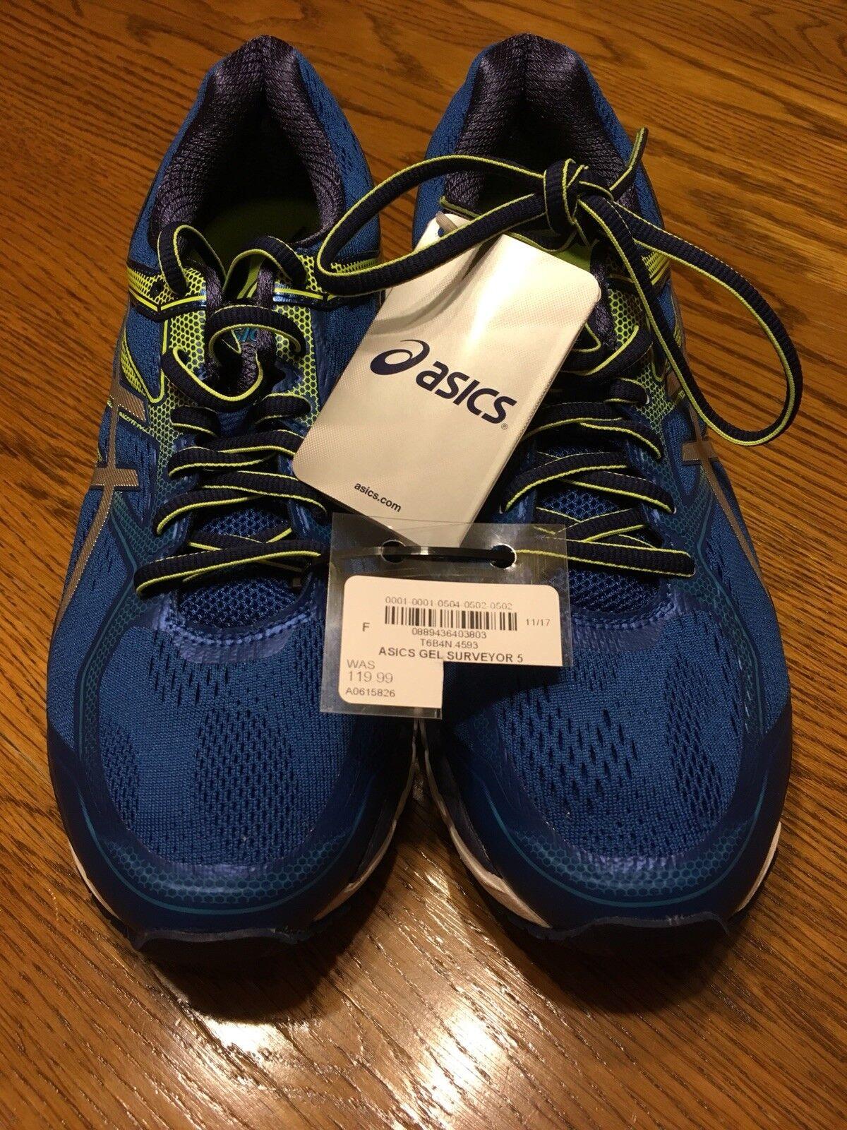 Mens Asics Size Gel Surveyor 5 Mens Size Asics 7.5 New Without Box running shoes eba8bc
