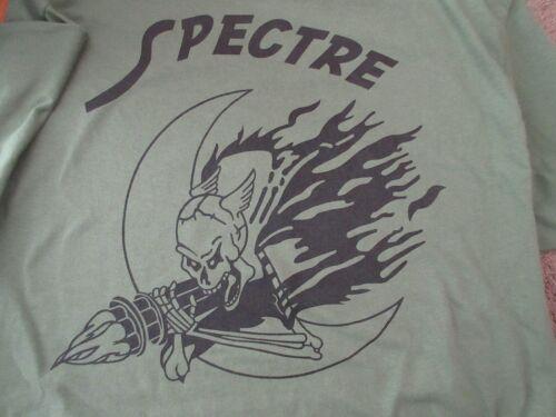 AC-130 GUNSHIP New SPECTRE Silk Screened T-Shirt MEDIUM Ultra Cotton Military US