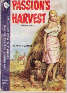 Peggy-Gaddis-Passion-039-s-Harvest-Cameo-Books-1956-Adult-210120