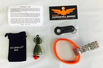 Guardian/® Bell Green Da Bomb Motorcycle Kit