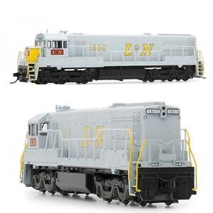 Arnold-Louisville-amp-Nashville-GE-U25C-DCC-Ready-1500-1511-N-Scale-Locomotives
