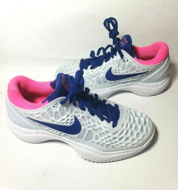 Tennis Shoes 918199-446 Grey Pink Size