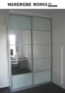 Built in, DIY Wardrobe Sliding Doors *Made to Measure ...