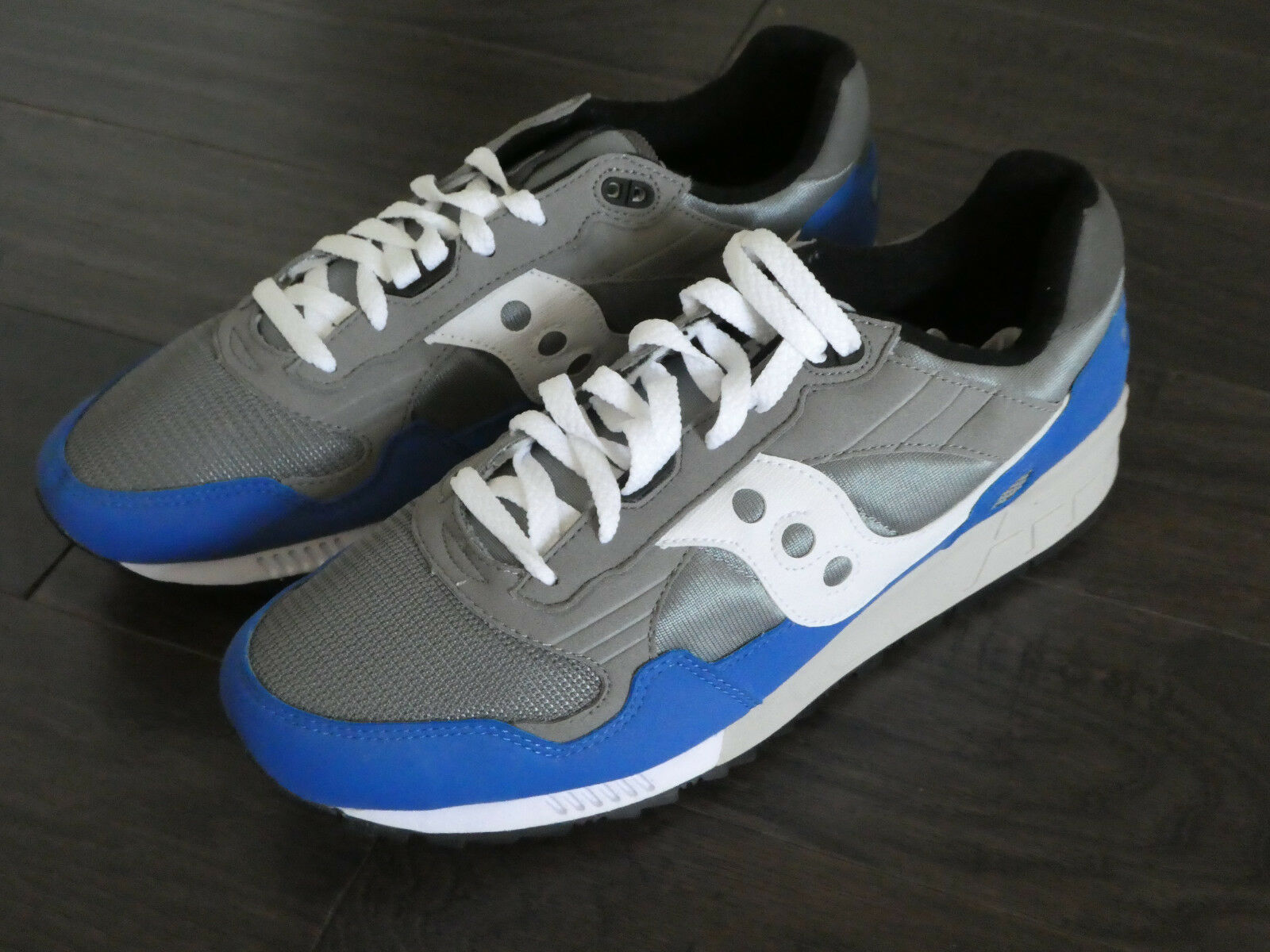 Saucony Shadow 5000 shoes mens new sneakers 70033-21 grey bluee