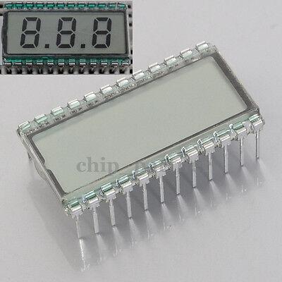 EDS812 3-Bit 8-segment LCD Display 30.7*16.2*2.8mm 5V LCD Screen