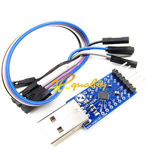 USB-to-UART-TTL-CONVERTER-6PIN-Module-CP2104-CHIP