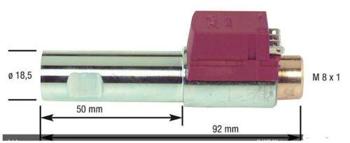 Danfoss Ölvorwärmer FPHB 5 Typ 030 N 1201 M 8 x 1 IG  030N1201 ohne Kabel
