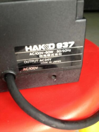 Details about  /1PC USED HAKKO 937 Soldering Station  #P1732 YL