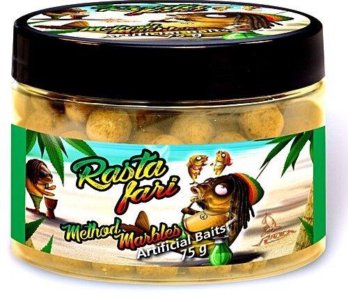 Quantum Radical Method Marbles Rastafari 9mm