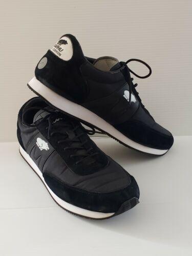 KARHU Albratross Black Suede Unisex Sneaker Size 1
