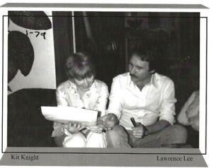 KIT-KNIGHT-amp-LAWRENCE-LEE-SAN-FRANCISCO-JAN-1979-BEAT-WRITERS-PHOTO-POSTCARD-35