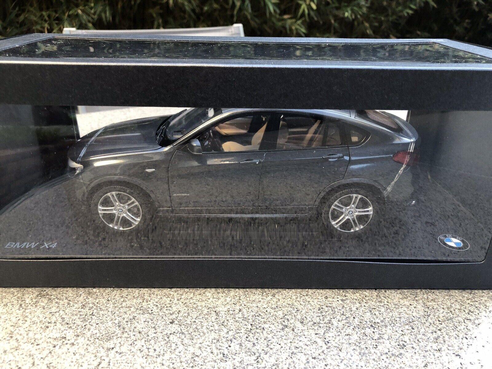 1 18 BMW X4 PARAGON