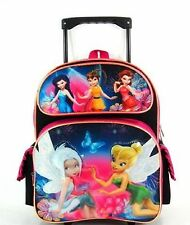 Detachable Purse Disney Tinkerbell /& Friends Fairies NWT Backpack 16/""