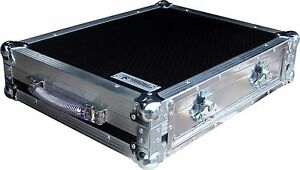 Native Instruments Traktor Kontrol S4 Controller Swan Flight Case DJ (Hex)