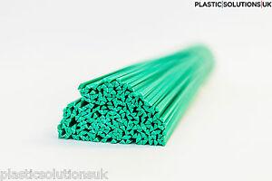 MDPE plastic welding rods black 30pcs //triangular shape// polyethylene 4mm