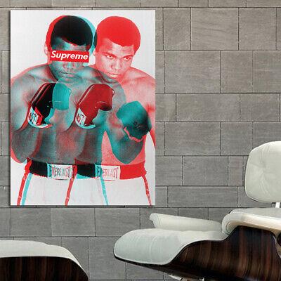 #20 Hypebeast Ali Art Large Print Poster