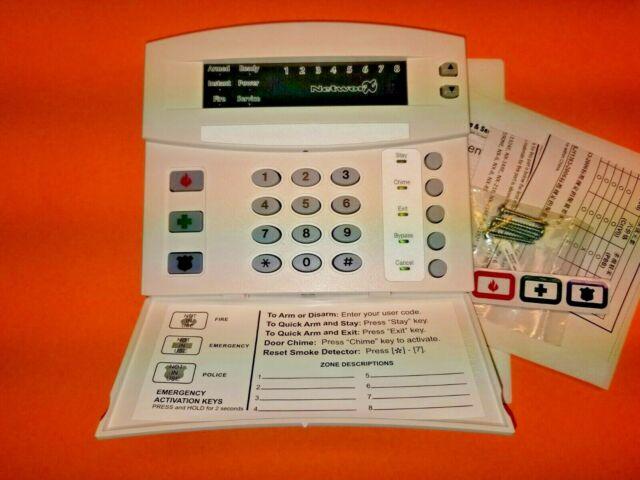 EMPTY UTC Interlogix NX-8-KIT-7-RF Networx NX-8 Locking Network Lock box 11x11x3