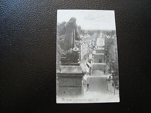 Francia-Tarjeta-Postal-190-Blois-la-Calle-Denis-Papin-cy68-Francesa