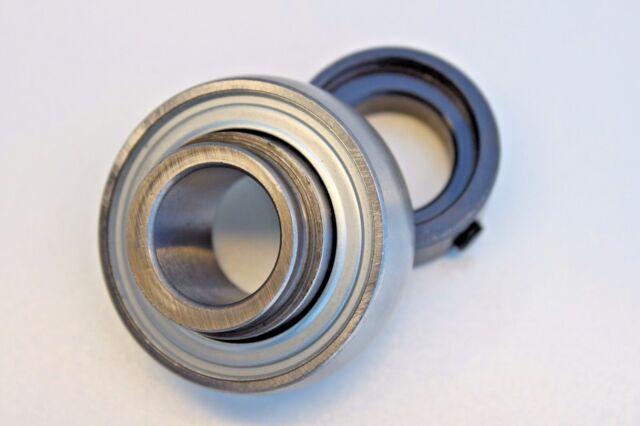 "2 Pack 5//8/"" SER202-10 Insert Bearings with Set Screws SER 202-10 ER10 ZSKL"