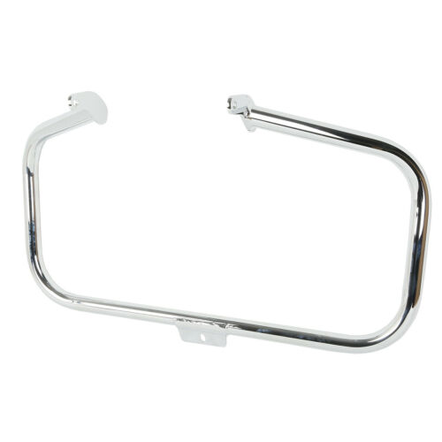 Engine Guard Highway Crash Bar Chrome For Harley Heritage Softail FatBoy 2000-17