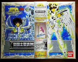 BANDAI SAINT SEIYA Saint Cloth Myth Pegasus God Cloth Figure Bandai