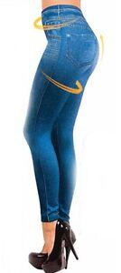 Kleidung & Accessoires Damen Jeans Leggings Gefüttert Fleece Jeggings Jeansleggings Herbst/wi S-xl Neu Dinge Bequem Machen FüR Kunden Leggings