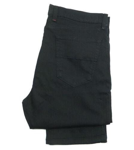 ** SECONDI ** RRP £ 40 MS17 Da Uomo Ex M/&S Soggiorno Nuovo Regolare Dritto Jeans Stretch