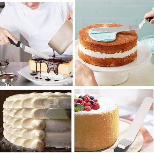 170 Pcs Baking Accessories Cake Decorating Supplies Piping Bags Cake Turntable