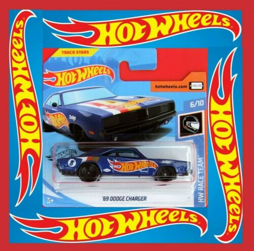 Hot Wheels 2019  ´69 DODGE CHARGER #HW RACE TEAM#  243//250 NEU/&OVP